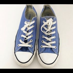 Converse Chuck Taylor All Star Blue Sneakers